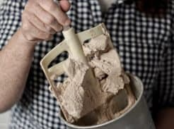 Low Carb Chocolate Espresso Ice Cream Recipe