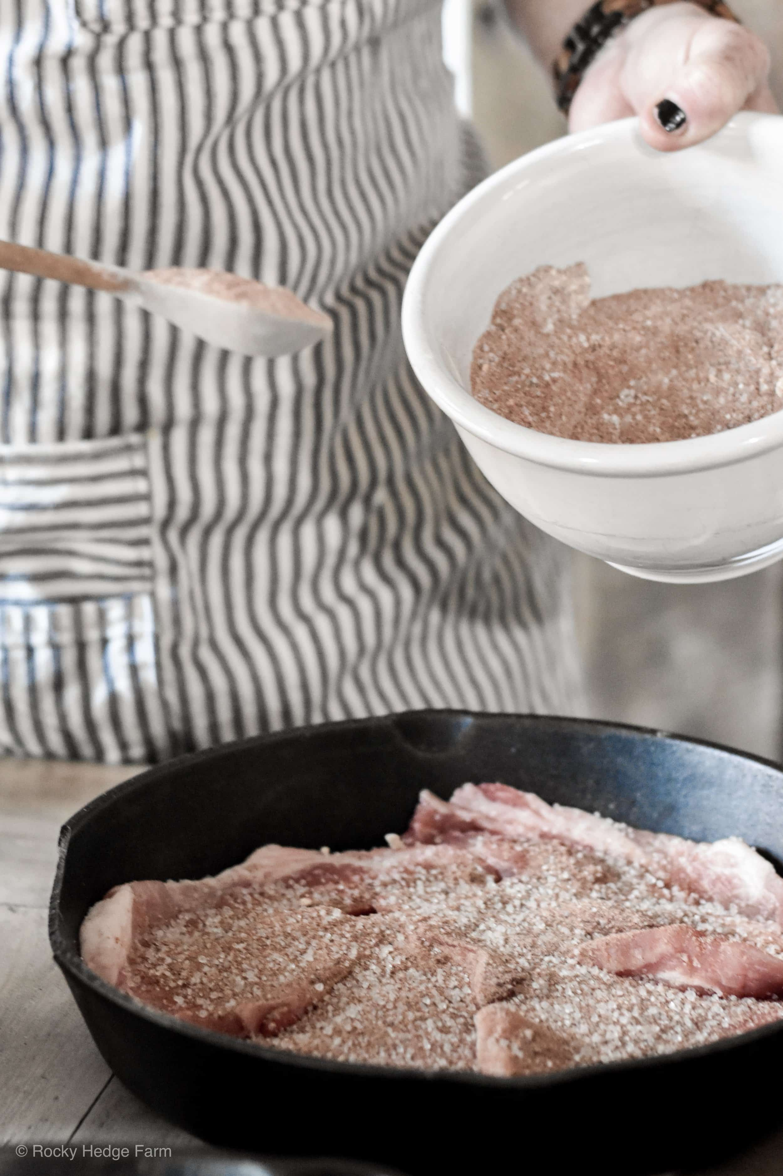 how long to bake oven pork chops at 400 degrees