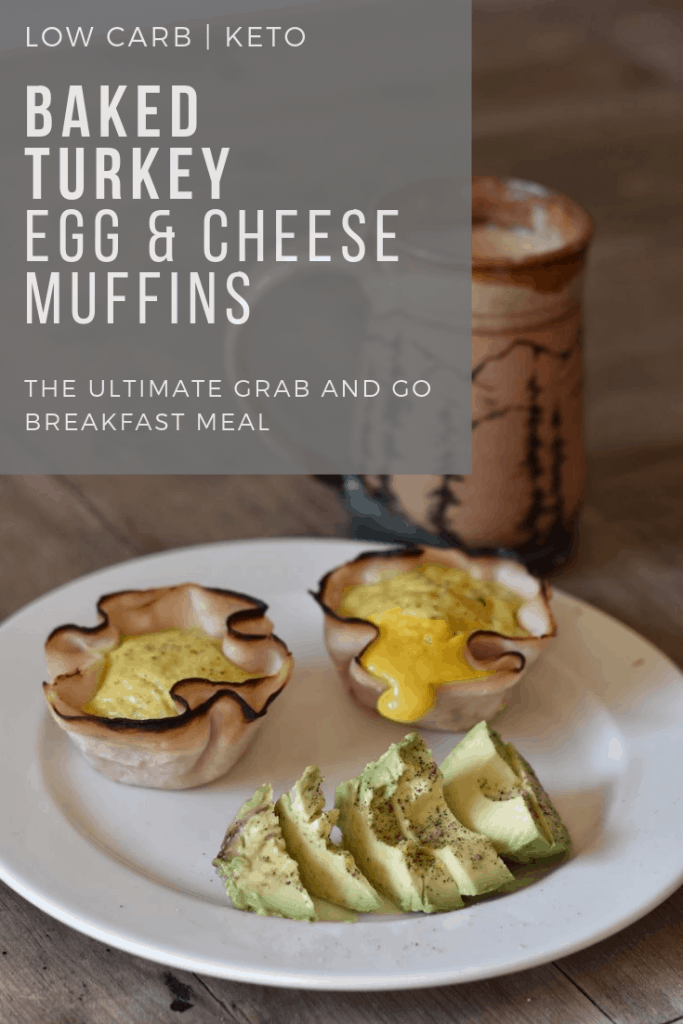 EASY healthy breakfast egg muffins for make ahead meal options. Low Carb | Keto