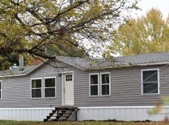 Mobile Home Exterior Remodel
