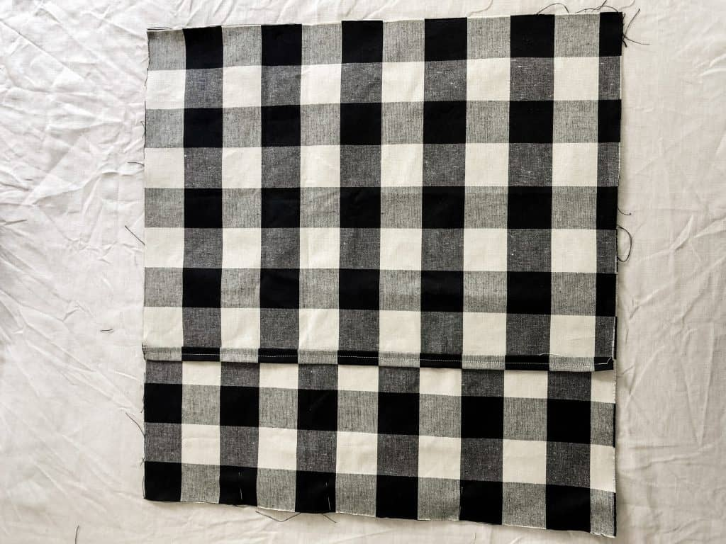 Sew a Simple Pillow Cover | Step 7