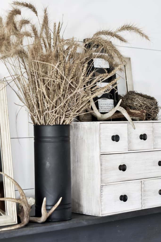 How to Decorate for Fall for Free or on a Budget in a Simple Farmhouse Rustic Style
