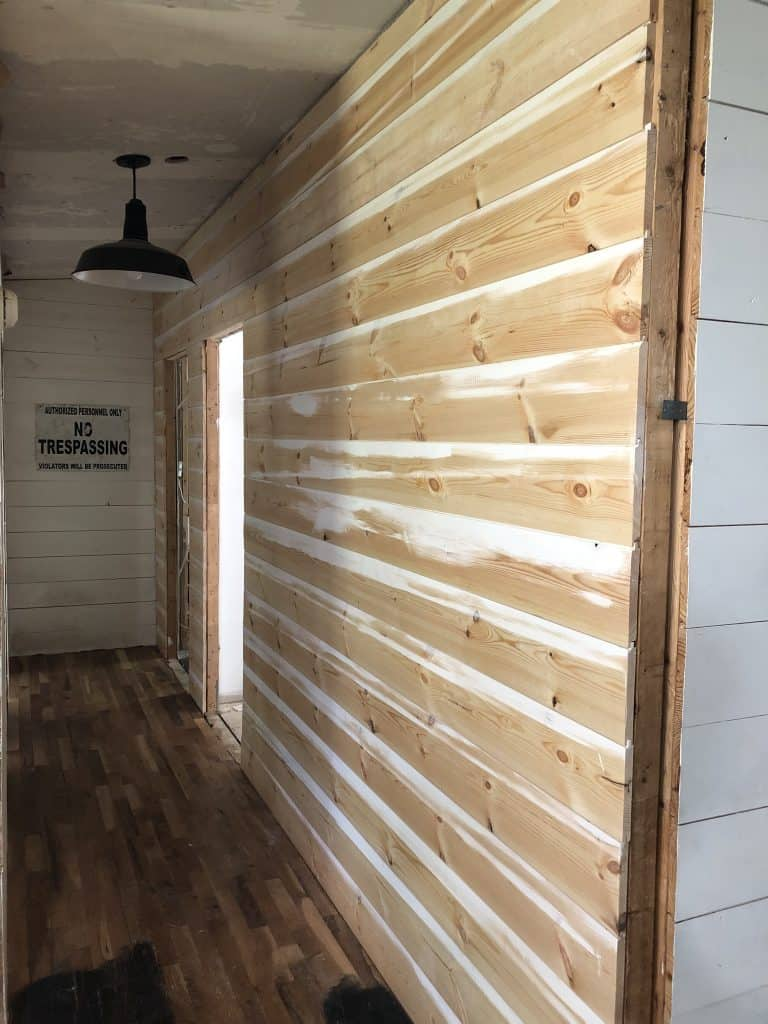How to Hang Shiplap on Mobile Home Walls - Rocky Hedge Farm Mobile Home Interior Walls on mobile home windows, mobile home bathrooms, mobile home curtains, replace mobile home walls, mobile home basements, mobile home stud walls, mobile home hvac, mobile home exterior walls, mobile home stairs, framing mobile home walls,