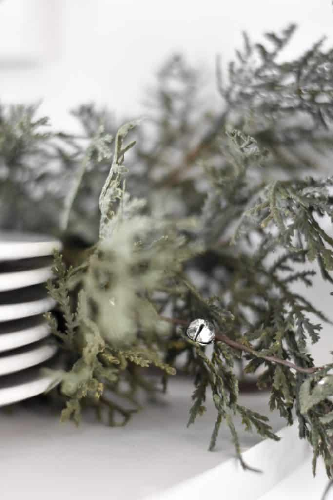 Faux Greenery Garland That Looks Realistic