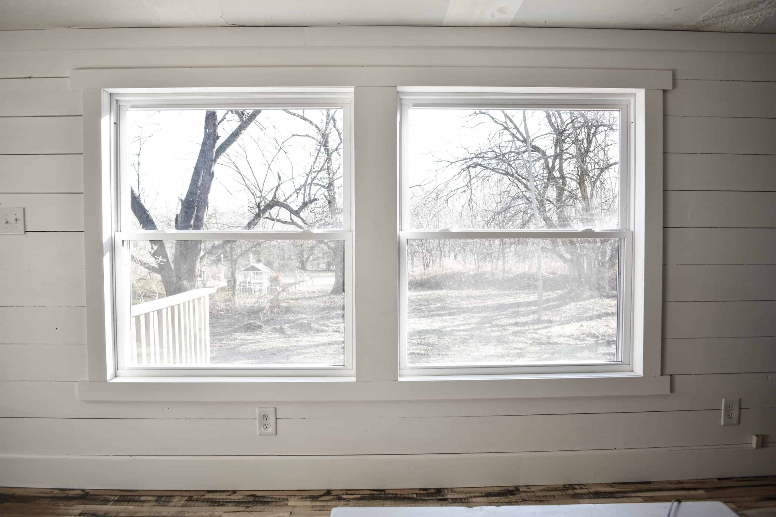 How to Add Window Trim to Mobile Home Windows