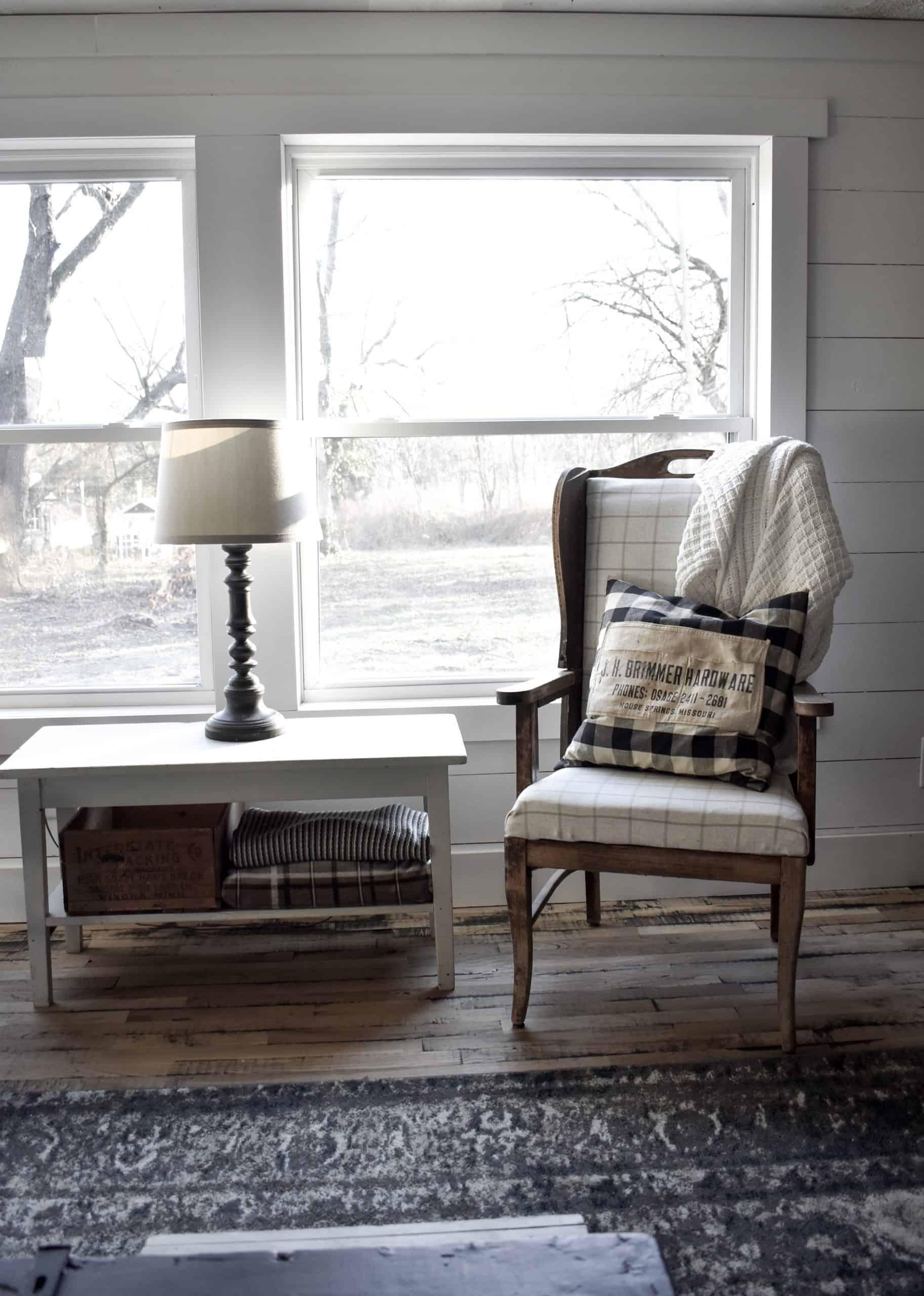 Rustic Farmhouse Style Home