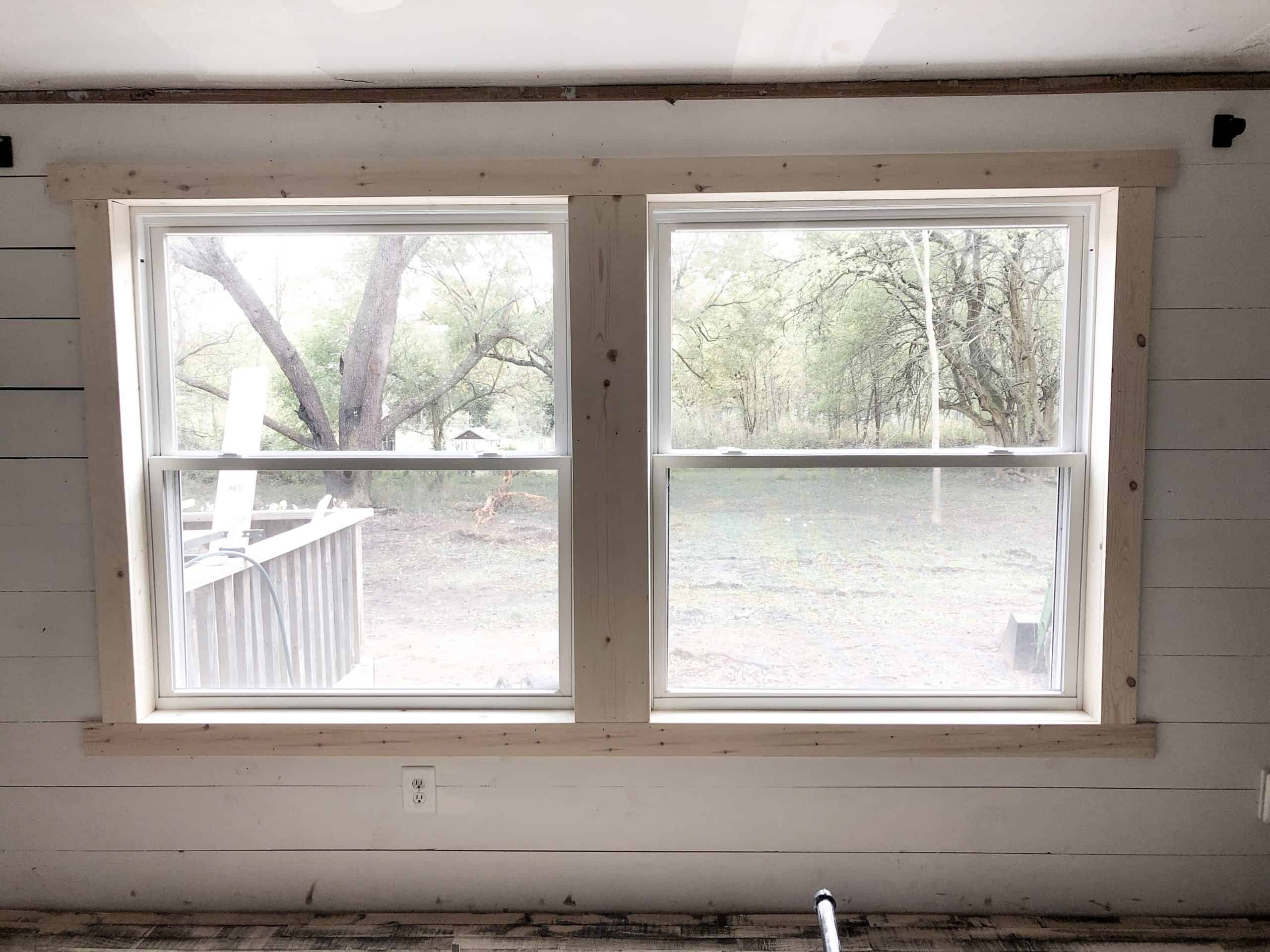 How to Install Window Sill and Trim the Easy Way