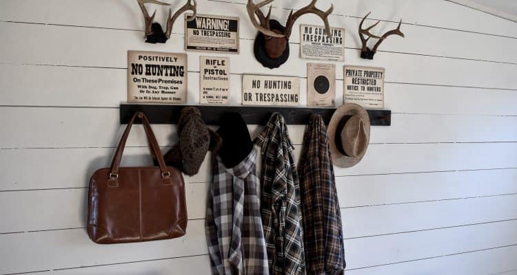 Rustic Entryway Idea