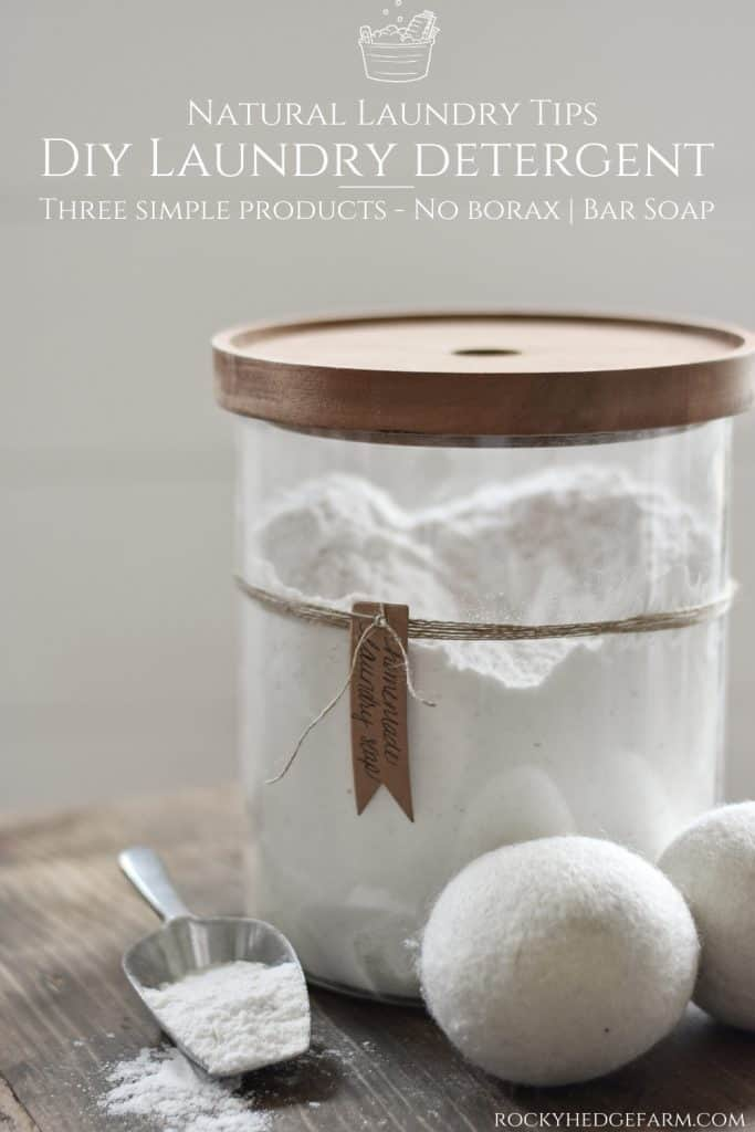 Natural Laundry Care