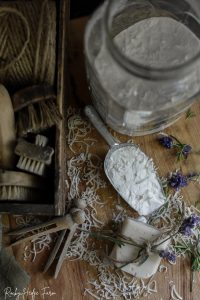 Homemade Laundry Detergent with Baking Soda