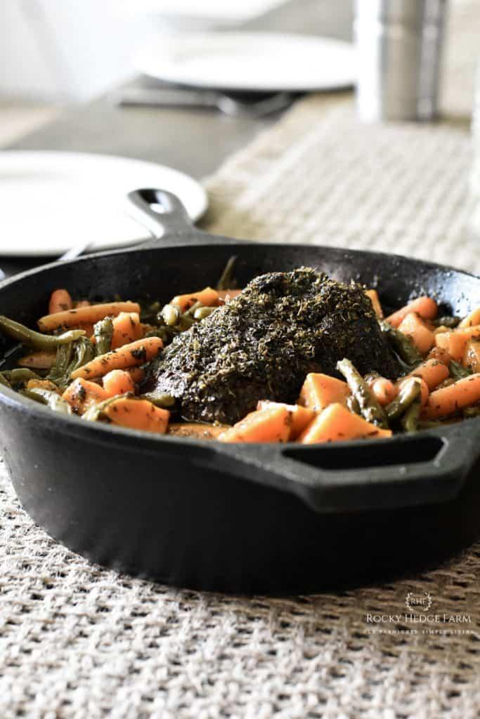 Beef Pot Roast Seasonings