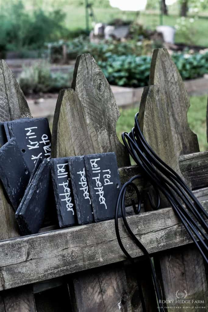 Outdoor Garden Markers