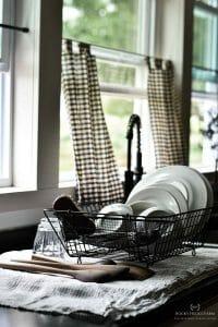 Hand Washing Dishes