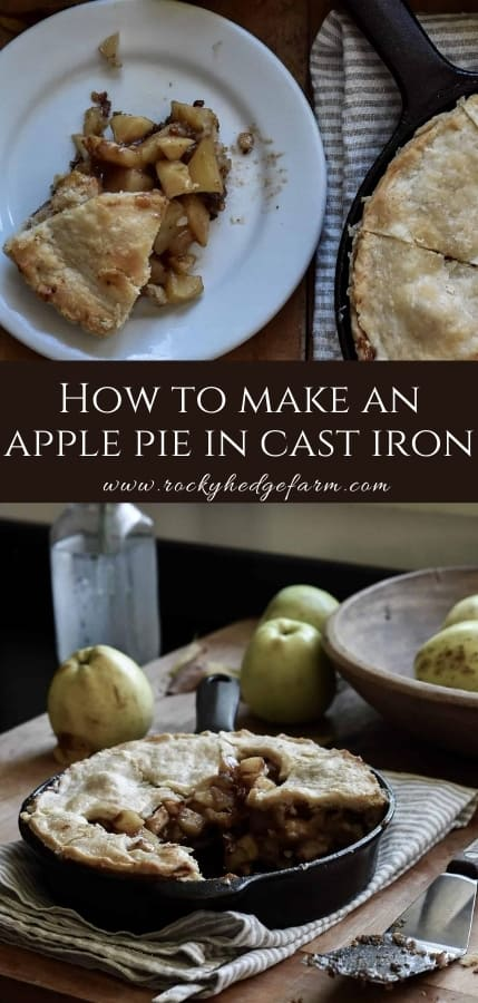 Cast Iron Pie