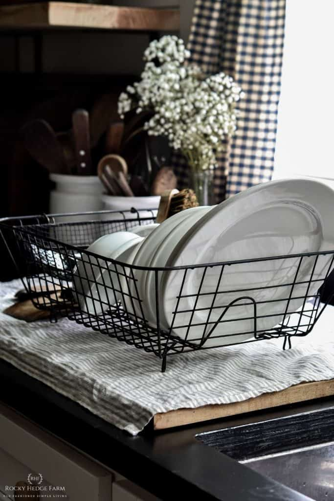 Tips for no Dishwasher