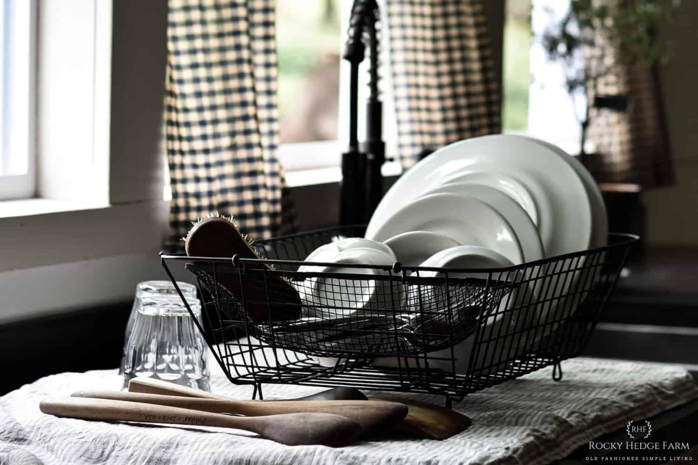 Vintage Farmhouse Style Dish Ideas