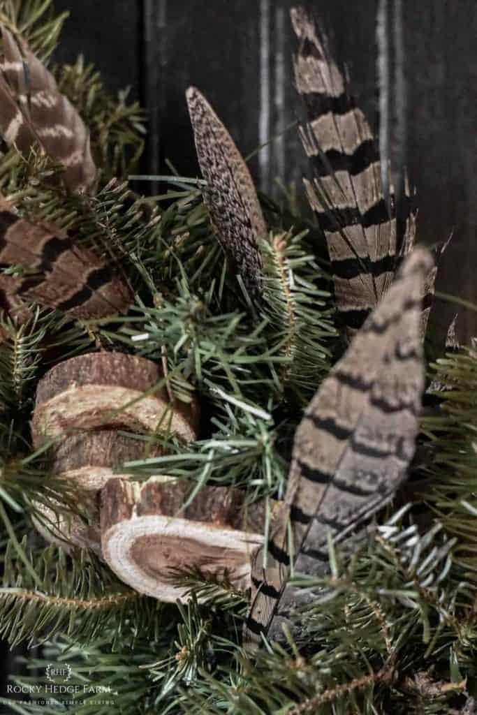 Farmhouse Winter Wreath Ideas