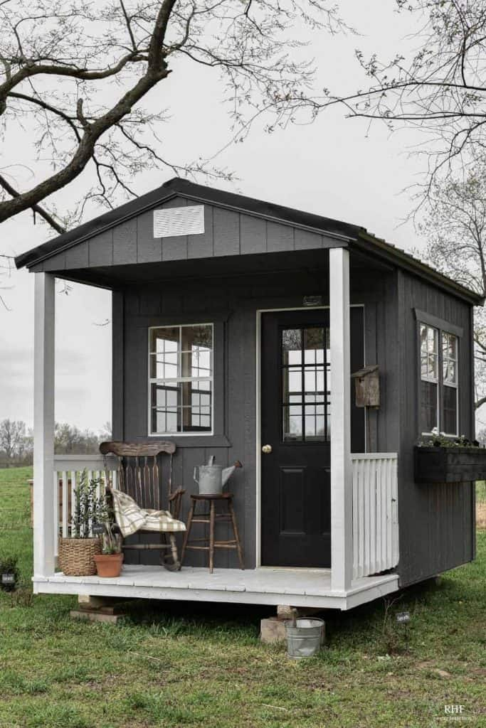 potting shed design