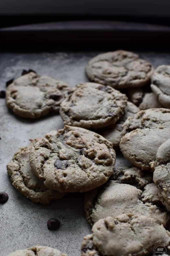 Espresso Chocolate Chip Cookies Recipe