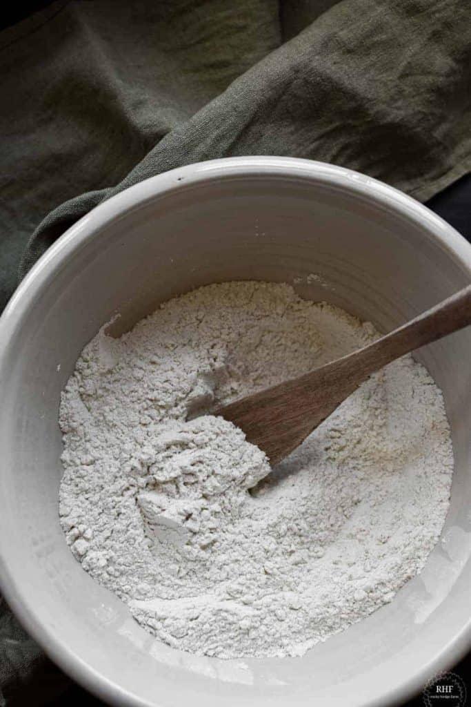 cookie dough flour