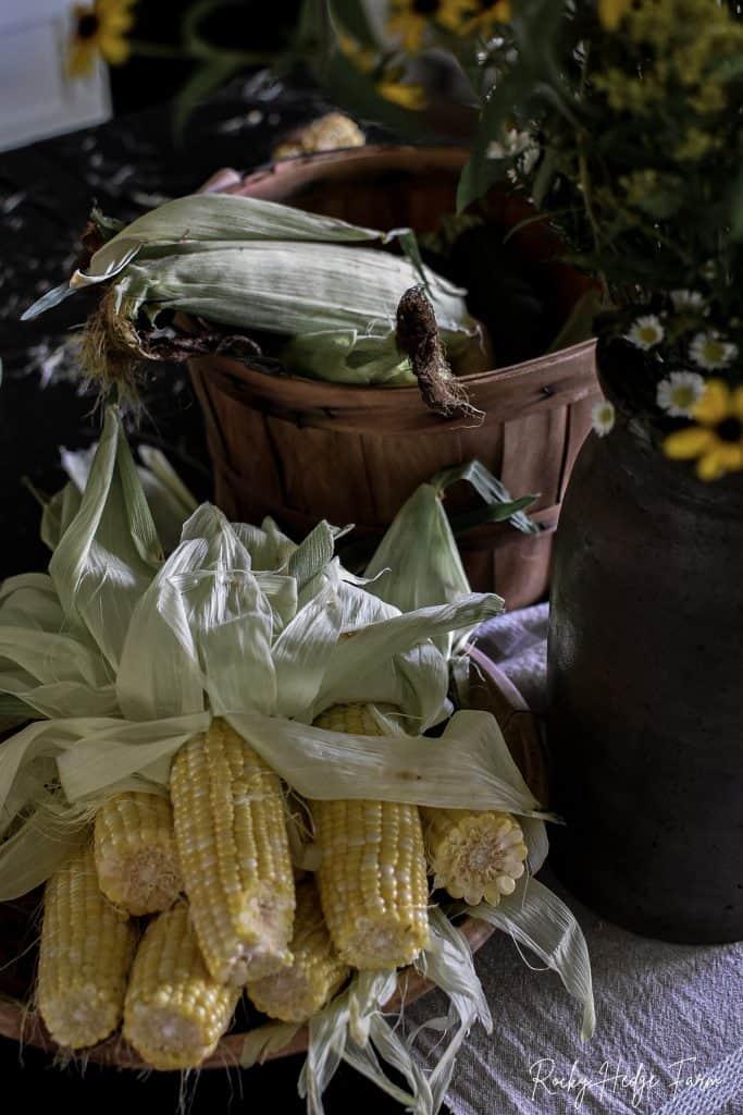 Summer Fresh Corn